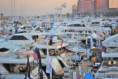 2018 NMMA Boat Shows