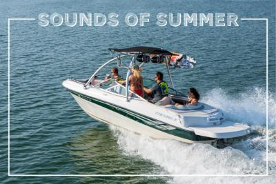 Top 10 Summer Songs on Our Boating Playlist