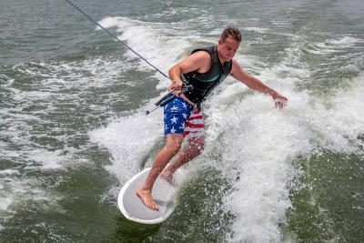 Wakesurf Tips: How to Stay with the Wave