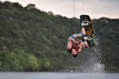 Wakeboarding vs. Water Skiing