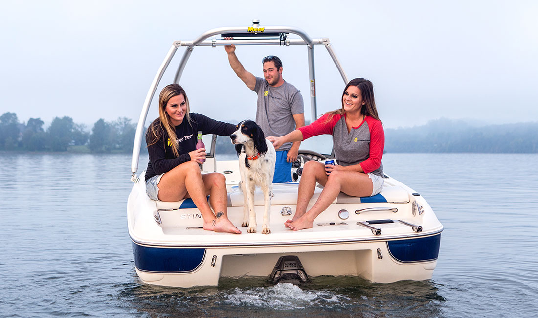 Aftermarket Wakeboard Tower